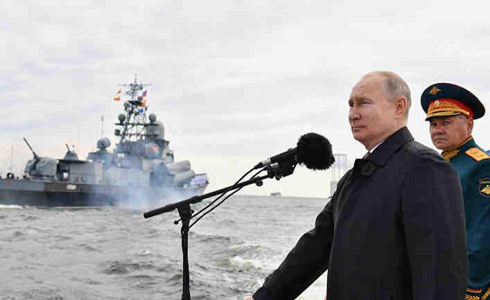 """Hamshahri (Иран)/Путин: Русия има всички сили за нанасяне на """"неотвратим"""" удар"""