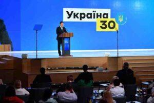 """Зеленски относно външнополитическите приоритети: """"деокупацията"""" на Крим и присъединяването към НАТО и Европейския съюз"""