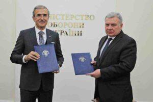 Украйна и Турция подписаха споразумение за строителството на две корвети