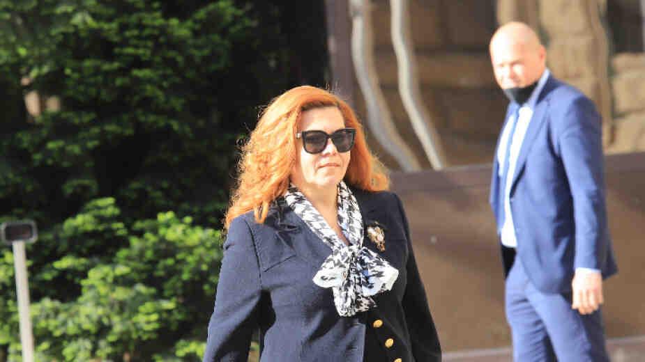 Указът на Радев за назначаването на Соня Момчилова е обнародван