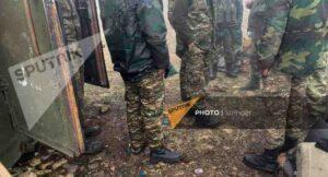 Ереван обвини Баку в обстрели по позициите на границата