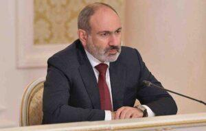 Пашинян предложи да се разположат наблюдатели от ОДКС по границата на Армения и Азербайджан
