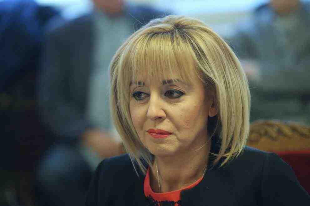 Манолова: Подкрепяме усилията за правителство на промяната