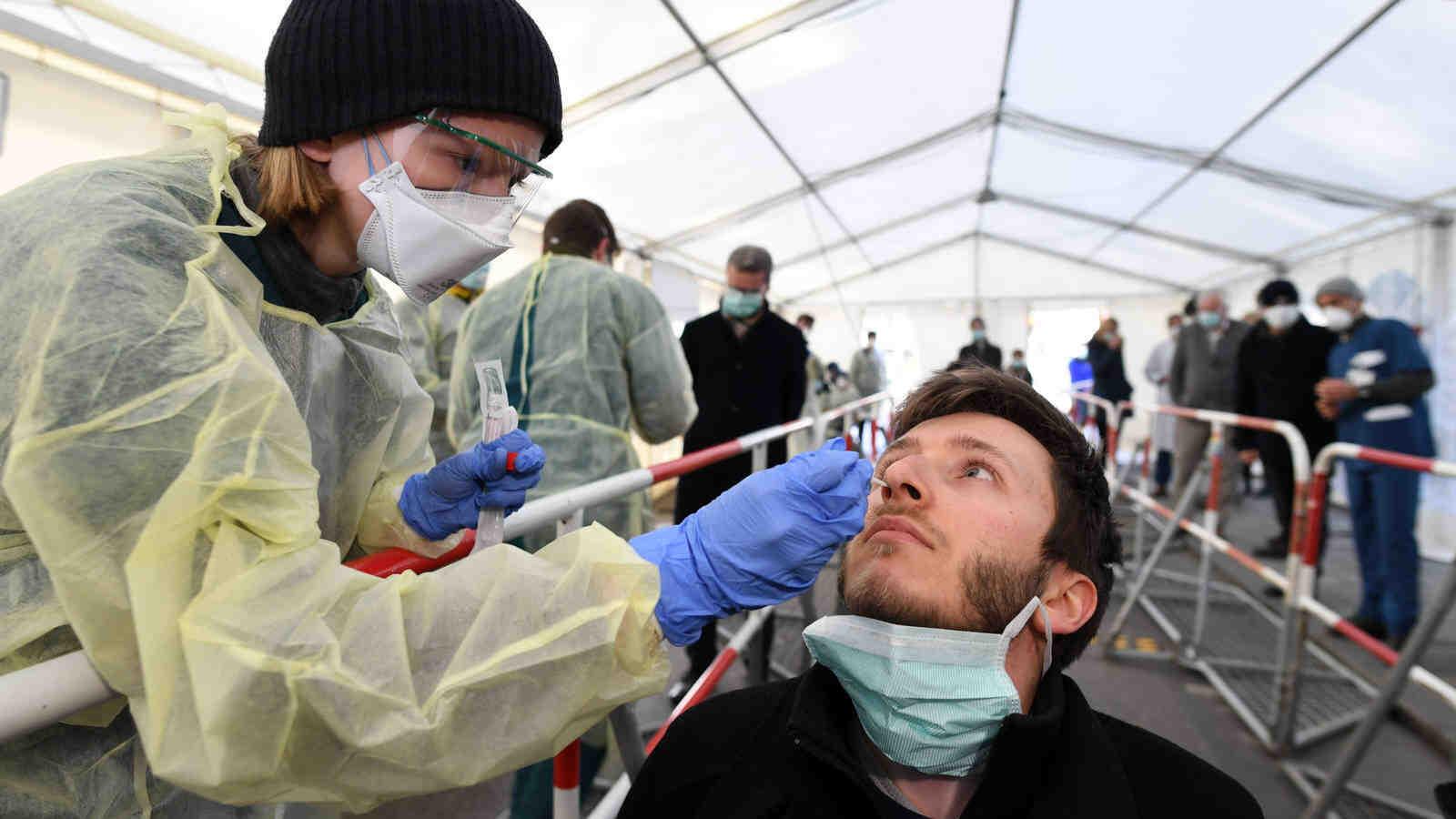 Ново покачване на броя на заразените в Германия