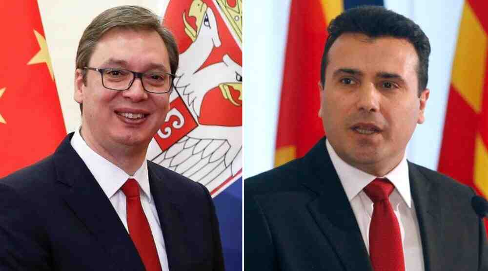 Сърбия настъпва в Северна Македония