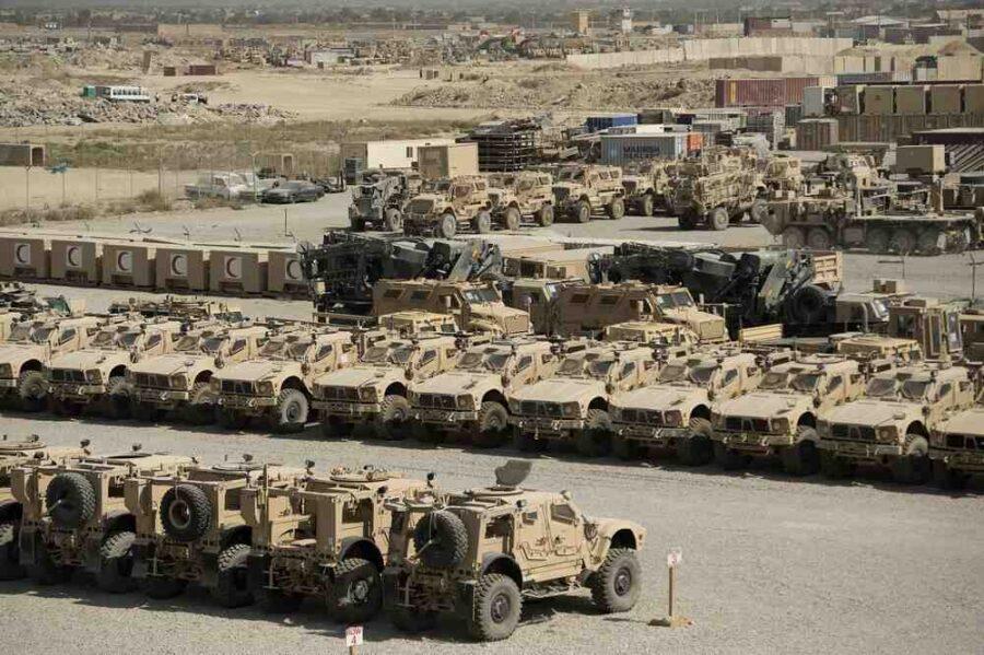 Разследване: Как внезапно US военна техника се оказа в ръцете на Талибаните?!