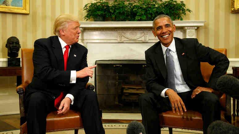 """Express: На Тръмп и Обама предложиха да """"обединят"""" Америка за 5 милиона долара"""