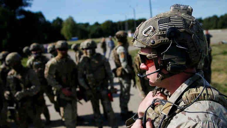 Лiга.net: Разполагането на US войски в Украйна е хипотетичен вариант