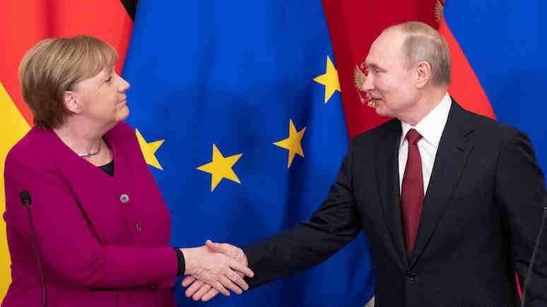 Ecocnomist: Надеждите на Берлин и Москва не се оправдаха