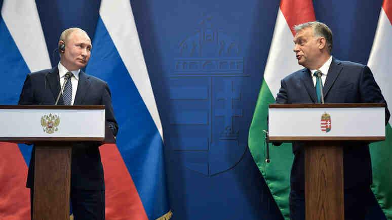 """""""Унгария се превръща във врата за руско влияние"""""""