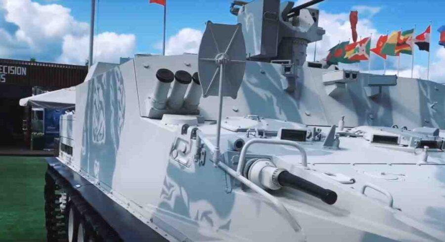 В Русия разработиха арктически бронетранспортьор