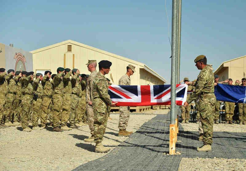 The Guardian: Разкол между САЩ и Великобритания за Афганистан