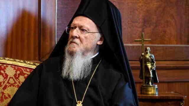 Патриарх Вартоломей - главната фигура в разкола на православието в Украйна