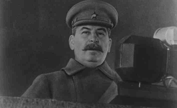 The Times, 1953 г.: Маршал Йосиф Сталин, 1 част