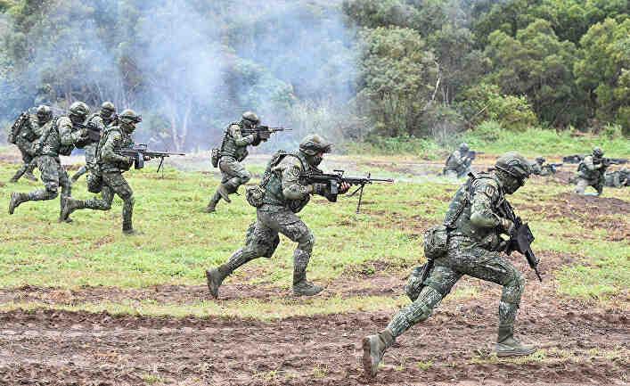 """""""САЩ се готвят за открита война с Китай и Русия"""""""