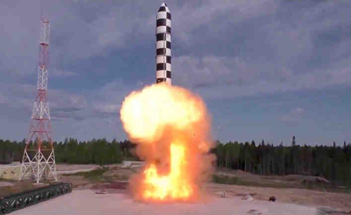 """Главред: В света не съществува защита от руския """"Сармат"""""""