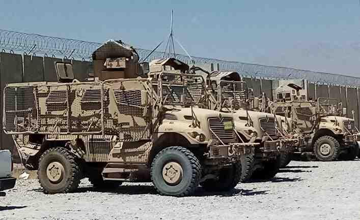 The Telegraph: Талибаните завзеха US военна техника за $ 85 млрд