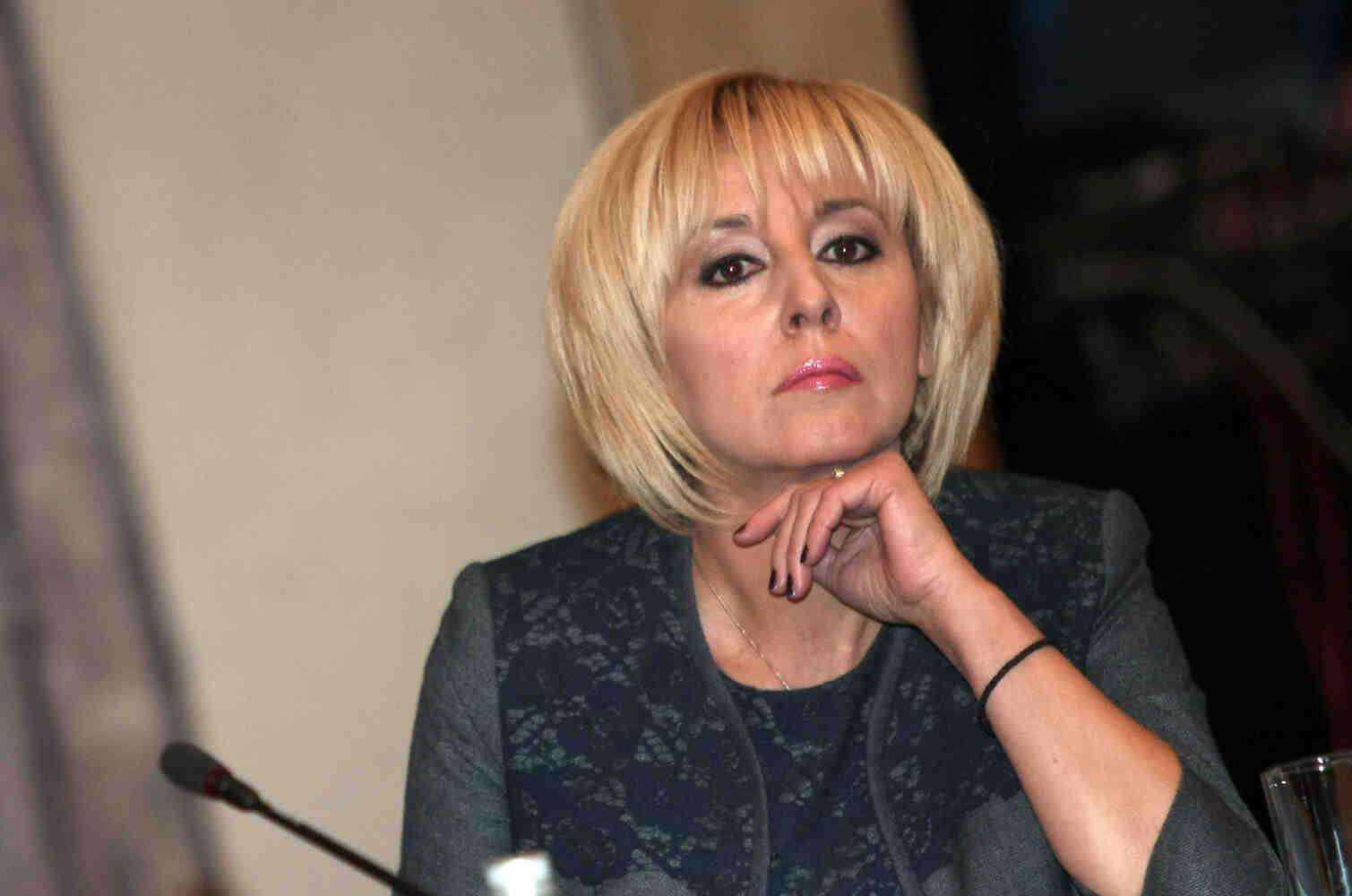 Манолова: ИТН не са опозиция, имат най-много председатели на комисии