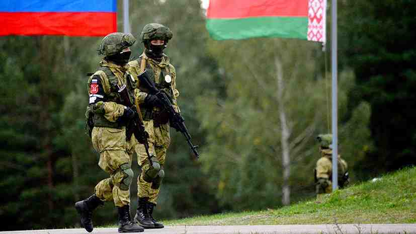 """Около 400 военнослужещи от Беларус ще участват в учението """"Запад-2021"""" в Русия"""