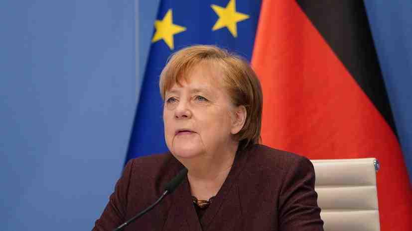 Плътна програма на визитата на Меркел в Москва