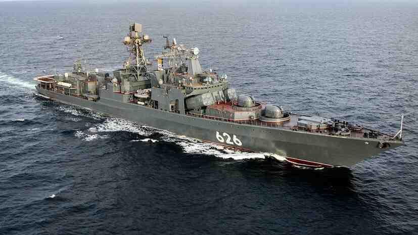 El Pais: Испания не допусна руски кораби до пристанище Сеута