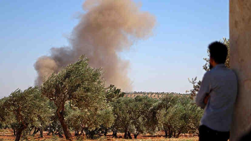 Терористите извършиха 28 обстрела в зоната за деескалация в Идлиб в Сирия