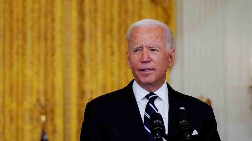 """Байдън ще изпраща делегация на срещата на върха """"Кримска платформа"""""""