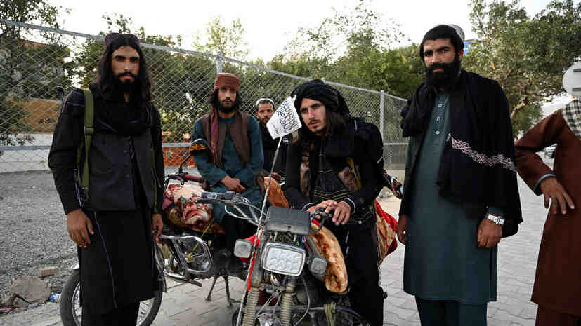 """""""Талибаните"""": Имаме добри отношения с Русия и Китай"""