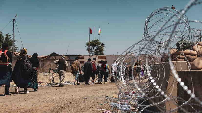 Талибаните попречиха на евакуацията на 20 афганистански граждани в Словакия