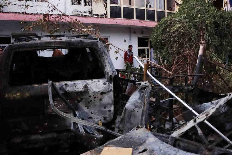 CNN: При ракетен удар на САЩ в Кабул загинаха девет човека