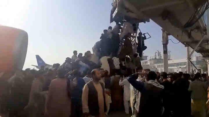 """Журналист: Афганистанските полиция и армия се """"изпариха"""""""