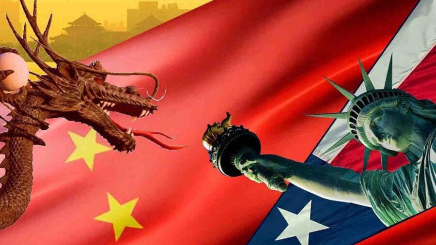Китай: Основната политика на САЩ е тормоз, хегемонистично поведение