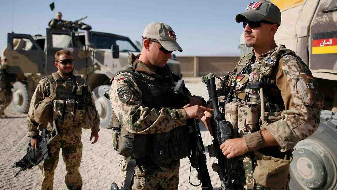 Сътрудниците на Бундесвера в Афганистан са принудени да се крият в конспиративни квартири