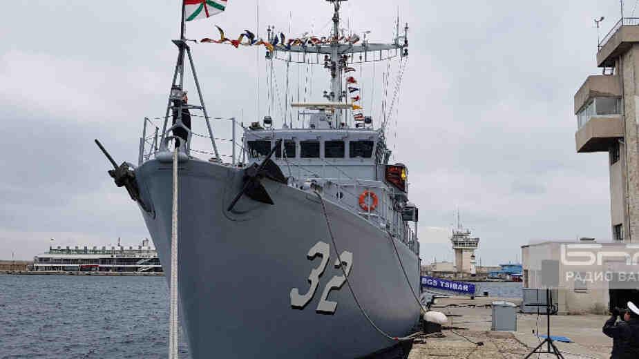 142 години от създаването на Военноморския флот