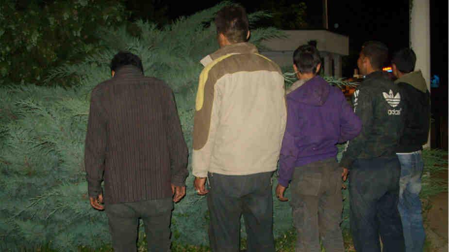 """""""Гранична полиция"""" пресече 480 опита за нелегално преминаване на границата"""