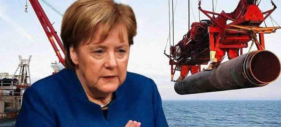 Меркел: След 25 години Европа ще се нуждае от по-малко газ от Русия