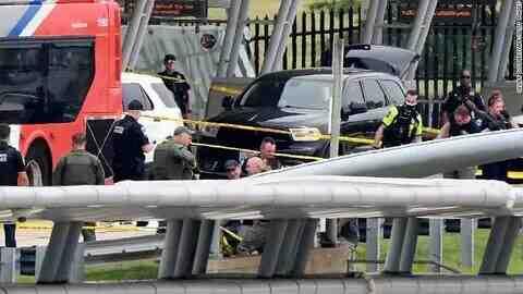 В САЩ потвърдиха смъртта на полицай близо до Пентагона