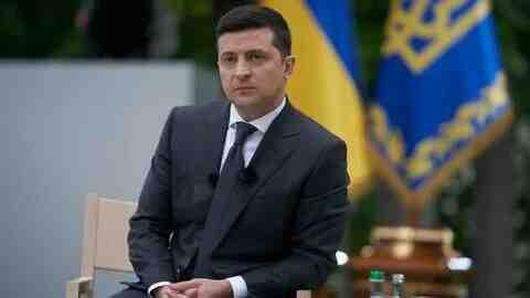 Зеленски в умопомрачение: Украинската власт с радост ще бъде приета в Крим