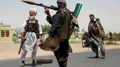 """ABC News: """"Талибаните"""" могат да превземат Кабул до 90 дни"""