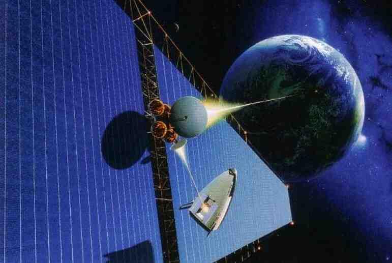 Times: Китай обяви пробив в създаването на орбитална електроцентрала