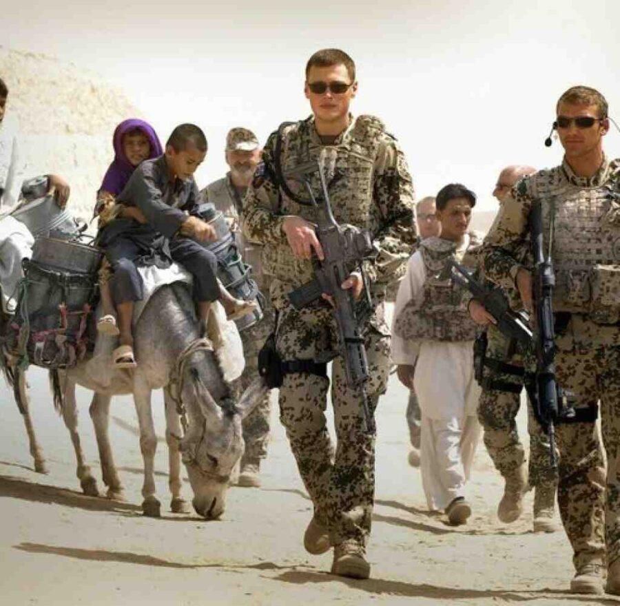 Das Erste: При завземането на Кабул помощниците на Бундесвера ще бъдат изколени