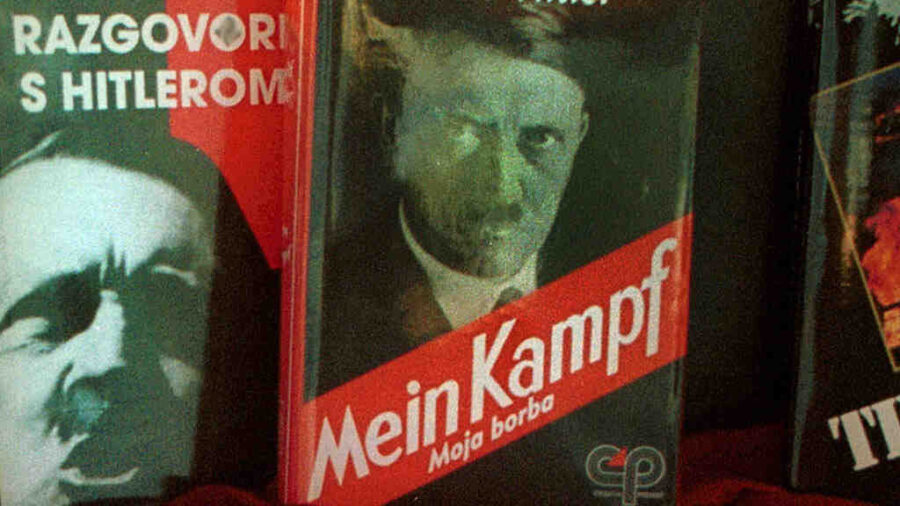 """Французите като бесни купуват """"Майн Кампф"""" на Хитлер"""