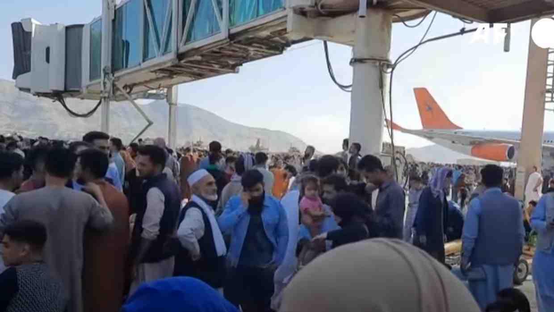 САЩ: До момента не можем да евакуираме няколко хиляди американци от Афганистан