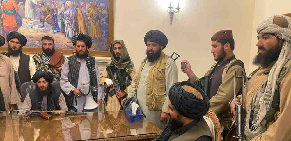 """""""Талибаните"""": Искаме пълната власт, няма да формираме коалиционно правителство"""