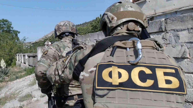 ФСБ на Русия пресече контрабанда на Украйна