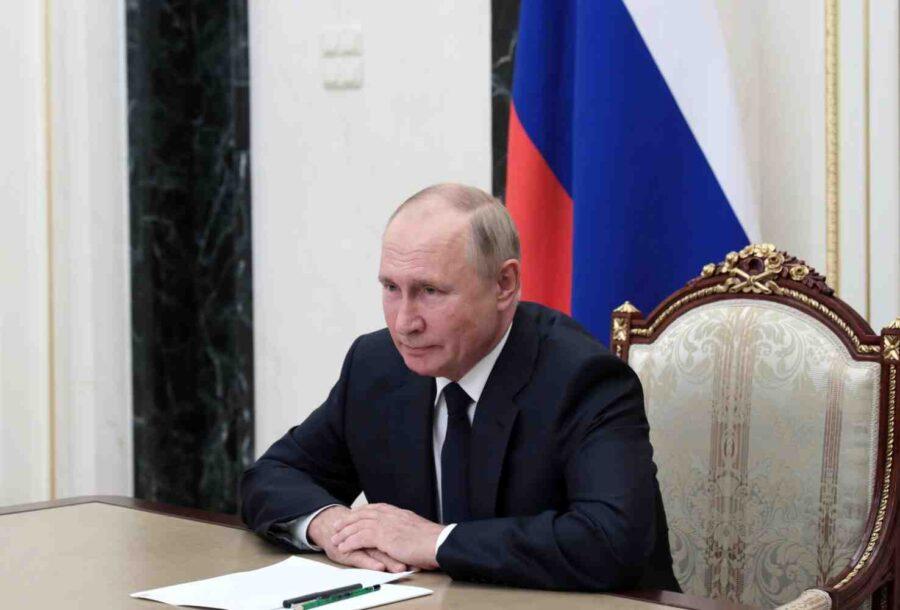 Путин: Русия помни приноса на всички страни от антихитлеристката коалиция за победата над нацизма