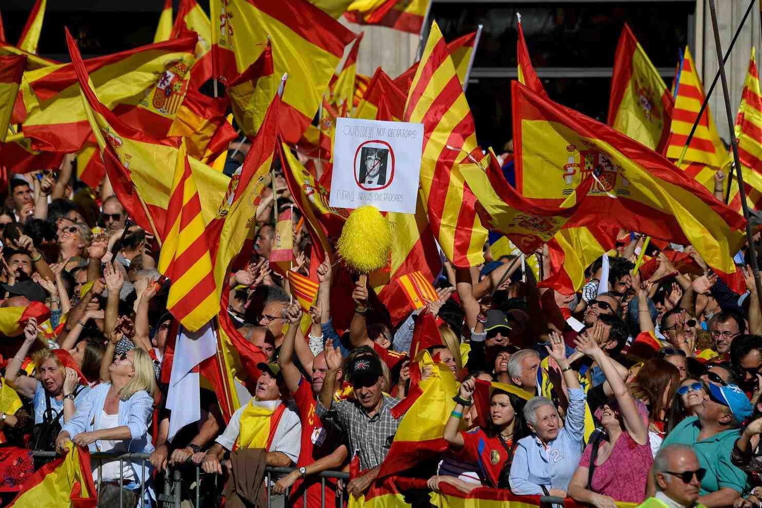 """Мадрид и Каталуния в съгласие за """"намаляване на институционалния конфликт"""""""
