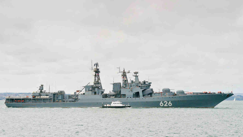 Руски експерт: ВМФ на РФ няма нужда от пристанището в Сеута