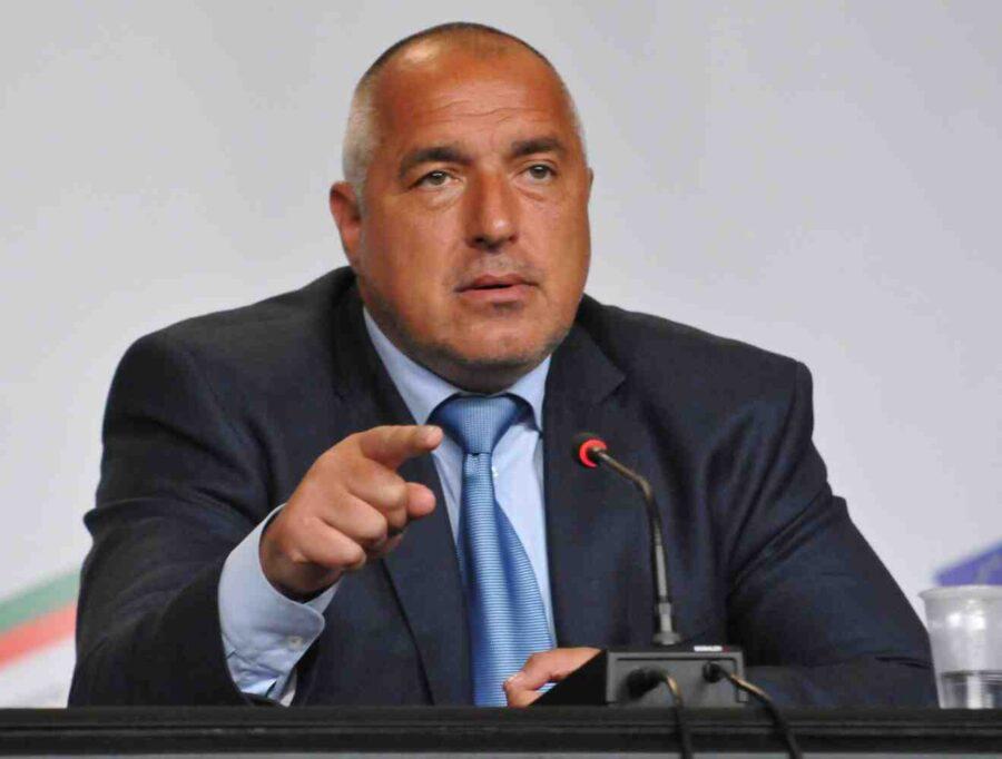 Борисов: Защо не приеха да се броят разписките от машините за гласуване?!