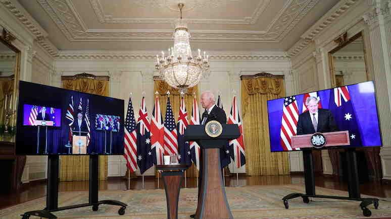 Independent: САЩ, Великобритания и Австралия създадоха отбранителен алианс срещу Китай